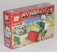 "Конструктор My World ""LD"" 47 деталей (12)"