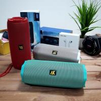 "Портативная колонка ""Portable Wireless Speaker"" 2*5W d8см L19см (1)"