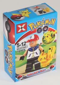 "Конструктор ""Pokemon"" 20 деталей (1)"